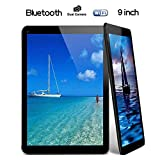 LISRUI N98 9' Inch Android 4.4 Tablet PC Allwinner A33 Quad Core 1GB+16GB US Plug Black