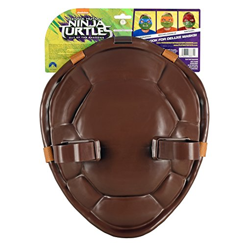 Teenage Mutant Ninja Turtles Movie 2 Out Of The Shadows Front and Back Roleplay Shell