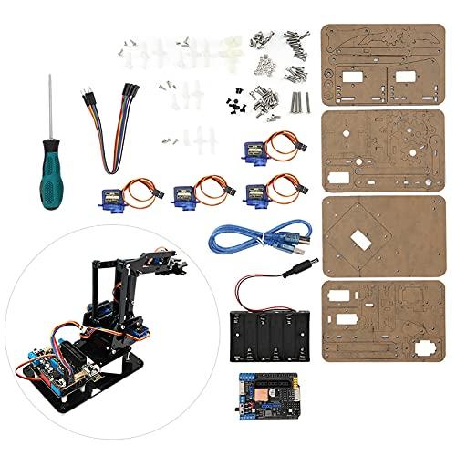 Componentes de Control inalámbrico Piezas del Brazo del Robot Freedom para servomotores MeArm