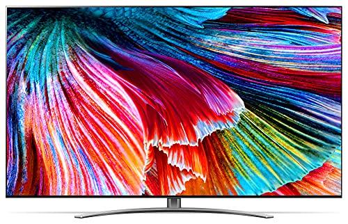 LG Electronics 86QNED999PB TV 217 cm (86 Zoll) QNED MiniLED Fernseher (8K Cinema HDR, 120 Hz, Smart TV) [Modelljahr 2021]