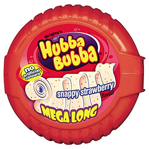 Hubba Bubba Bubble Tape Strawberry