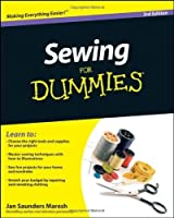 Sewing For Dummies by Jan Saunders Maresh(2010-08-31)
