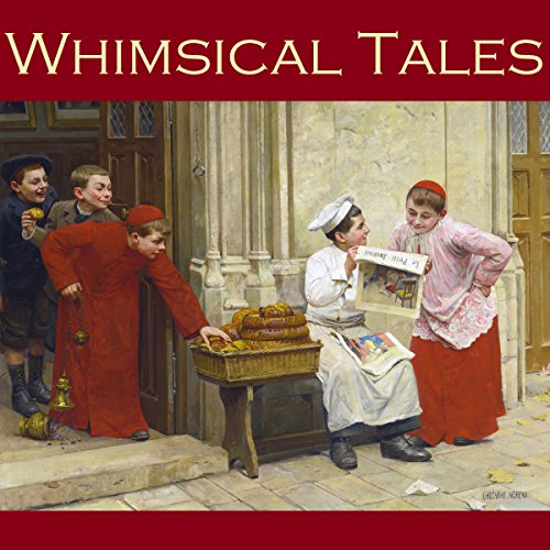 Whimsical Tales audiobook cover art