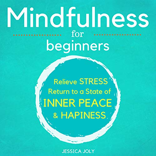Mindfulness for Beginners cover art