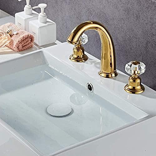 Moderno todo de cobre baño lavabo grifo de alta calidad cascada baño fregadero grifo mono lavabo lavabo lavabo fregadero grifo de latón fijo