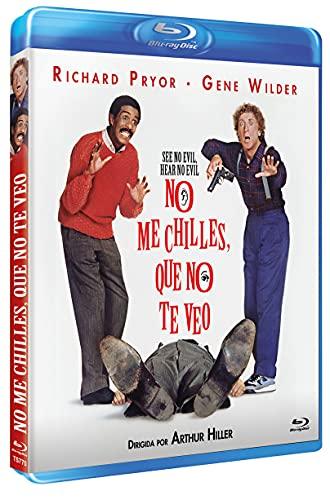 No Me Chilles, Que No Te Veo BD 1989 See No Evil, Hear No Evil [Blu-ray]