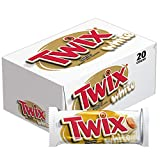 Twix White Chocolate (1.62 oz--Pack of 120)