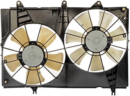 Dorman 620-955 Engine Cooling Fan Assembly for Select Cadillac Models
