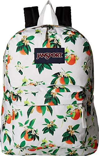JanSport SuperBreak Orange Blossom One Size