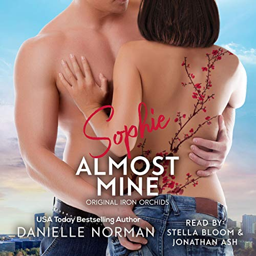 SOPHIE, ALMOST MINE  By  cover art