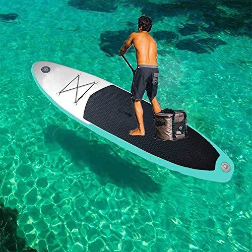 Opblaasbare SUP Surfboard 335X79X15CM Wakeboard Permanent Peddelraad Water Yoga Board
