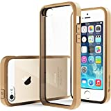 Caseology Fusion for Apple iPhone SE Case (2016) / for iPhone 5S Case (2013) / for iPhone 5 Case (2012) - Beige