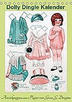 Dolly Dingle Kalender - Anziehpuppen von Grace G. Drayton (Tischkalender 2022 DIN A5 hoch): Kalender mit 12 alten Dolly Dingle Anziehpuppen von Grace G. Drayton aus der Zeit von 1927-1931 (Monatskalender, 14 Seiten )