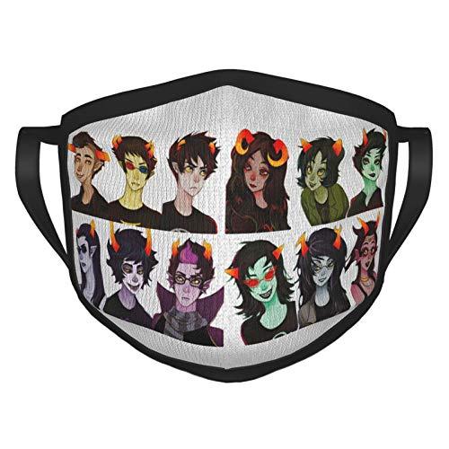Aregokam mask Bandana Universal Homestuck Symbol Mask