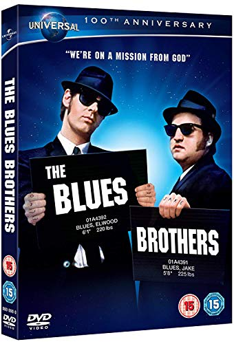 The Blues Brothers [DVD] (15)