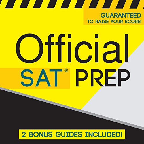Official SAT Prep                   De :                                                                                                                                 Official Test Prep Content Team                               Lu par :                                                                                                                                 Danielle Fornes,                                                                                        Frank Monroe,                                                                                        Daniela Dilorio,                   and others                 Durée : 30 h et 16 min     Pas de notations     Global 0,0
