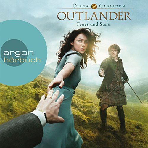 Feuer und Stein (Outlander 1) audiobook cover art