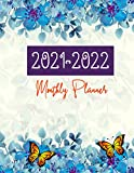 2021-2022 Monthly Planner: Large...