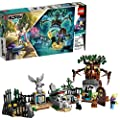 LEGO Hidden Side Graveyard Mystery 70420 Building Kit, App Toy for 7+ Year Old Boys and Girls, Interactive Augmented Reality Playset (335 Pieces) from LEGO