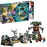 Best LEGO Sets - LEGO Hidden Side Graveyard Mystery 70420 Building Kit Review