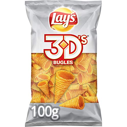 Lay's Buggles 3D's originales