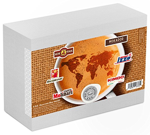 "Business-Coffee Probierset ""ESE Gourmet Volume 02\"" mit 24 Espressopads,1er Pack (1 x 168 g)"