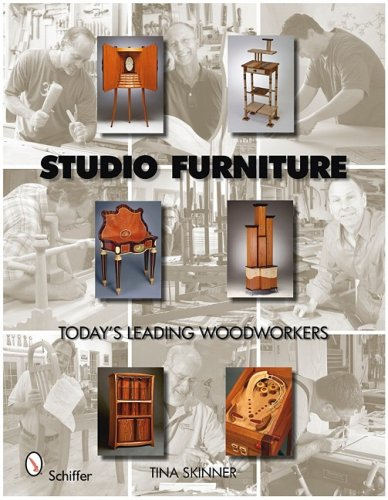 Studio Furniture: Todays Leading Woodworkers