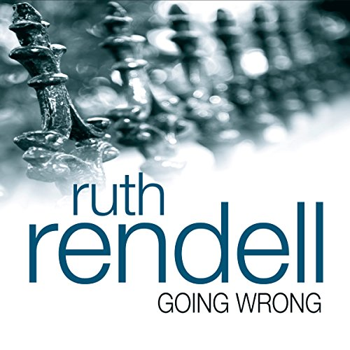 Going Wrong audiobook cover art