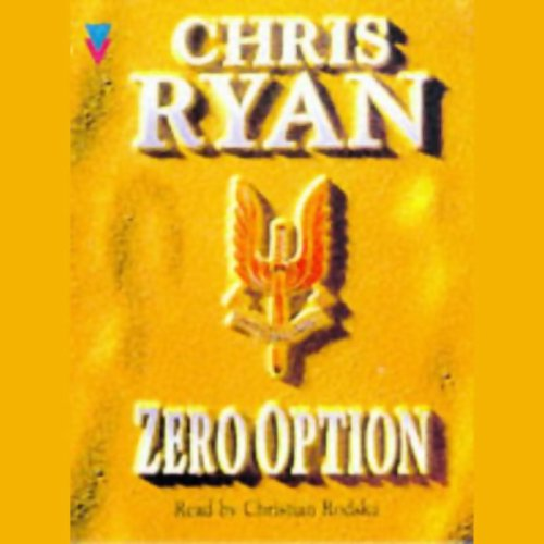 Zero Option audiobook cover art