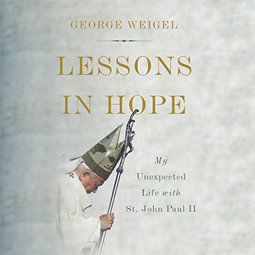 Lessons in Hope audiobook cover art