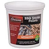 Camerons Smoking Wood Pellets (Mesquite)- Kiln Dried BBQ Pellets- 100% All Natural Barbecue Smoker...