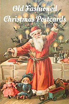 Old Fashioned Christmas Postcards  Vintage Christmas Cards | Holiday Postcards