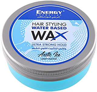 Energy Cosmetics Hair Wax Artic Ice - 100 ml
