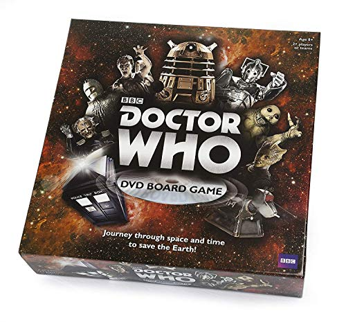 Paul Lamond Doctor Who DVD Board Game