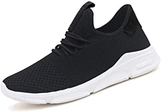 LaBiTi Men's Fashion Running Shoes Comfortable Breathable Sports Shoes Tennis Sports Leisure Walking Sports Fitness Indoor and Outdoor Sports Shoes