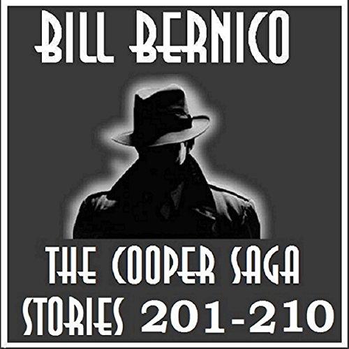 Cooper Saga 21 (Cooper Stories 201-210) audiobook cover art