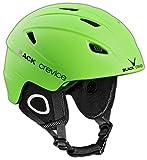 BLACK CREVICE Casco de esquí Kitzbühel I Casco de esquí de diseño Deportivo para Hombre y Mujer I Ca...