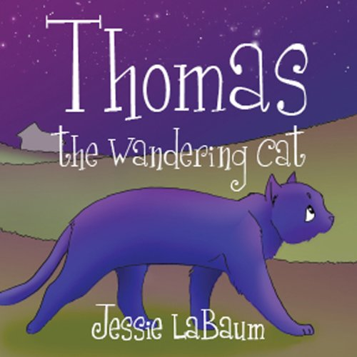 Thomas, the Wandering Cat audiobook cover art
