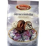 Witor's Praline Stracciatella 1000g Beutel (Milchschokolade & Stracciatella-Creme)