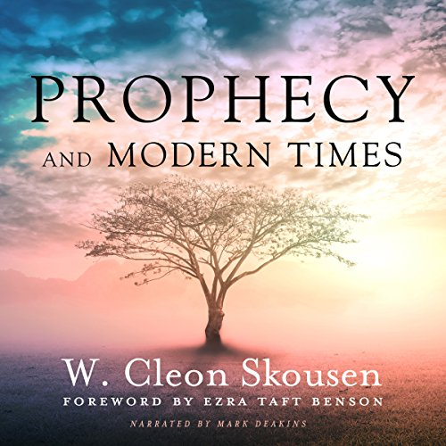 Prophecy and Modern Times cover art