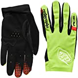 Troy Lee Ace Guantes - Amarillo Fluorescente, Extra Grande