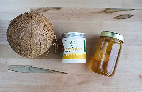 Petal Fresh Pure Restoring (Honey & Coconut) Body Butter