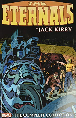 ETERNALS BY KIRBY COMPLETE COLLECTION REMASTER CVR