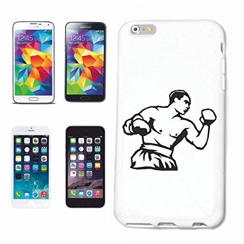 Reifen-Markt Funda para teléfono móvil compatible con iPhone 6 BoxBox Club Mega Sports Hobby Sport Hard Case Cover Smart Cover