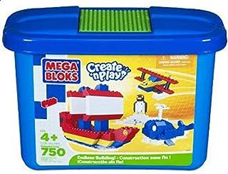 Building Blocks Tub (750-Piece) (Micro Sized Blocks 4 )