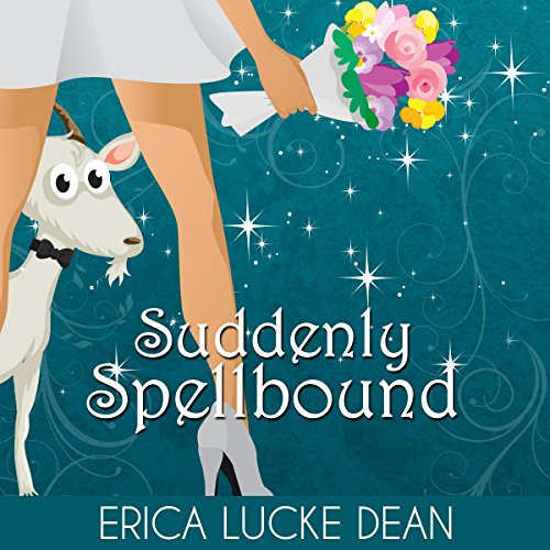 Suddenly Spellbound audiobook cover art
