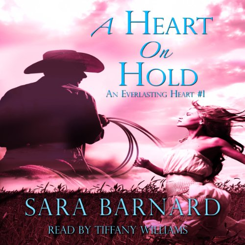 A Heart on Hold audiobook cover art