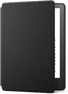 Étui en cuir pour Amazon Kindle Paperwhite   Compatible avec les appareils 11e génération (modèle 2021)   Noir