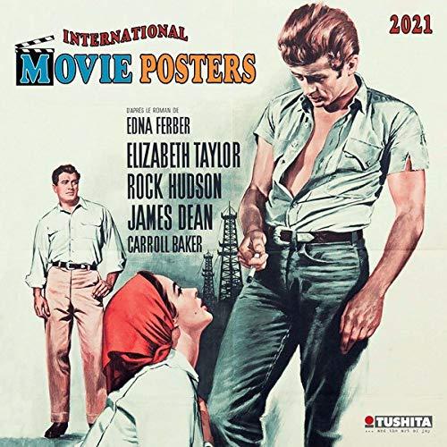 Movie Posters 2021: Kalender 2021 (Media Illustration)