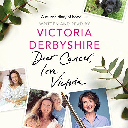 Dear Cancer, Love Victoria cover art